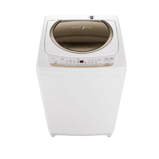 Toshiba เครื่องซักผ้าฝาบน ความจุ 10 Kg. รุ่น AW-B1100GT WD (White)