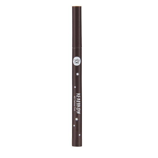 Cathy Doll Real Brow 4D Tattoo Tint 1g. #04 Grey Brown