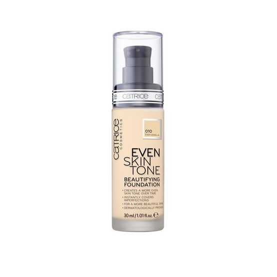 Catrice Even Skin Tone Beautifying Foundation #010