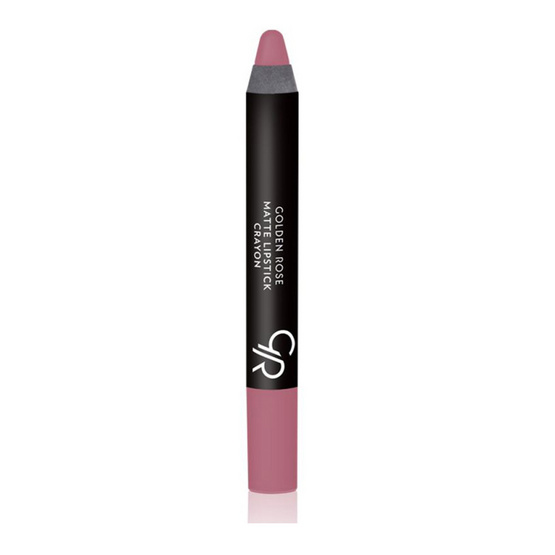 Golden Rose Matte Lipstick Crayon 3.5g No.10