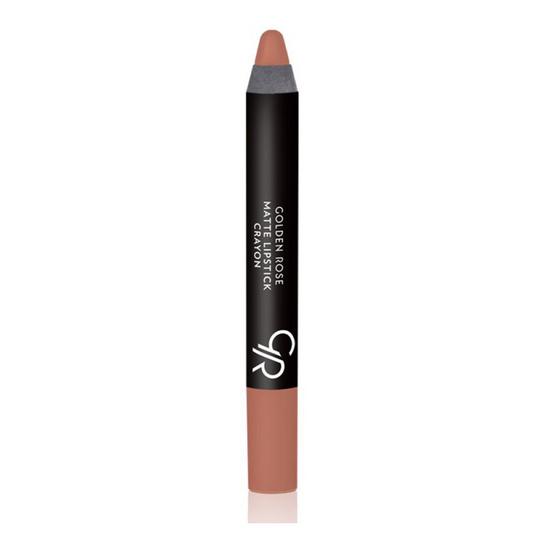 Golden Rose Matte Lipstick Crayon 3.5g No.14
