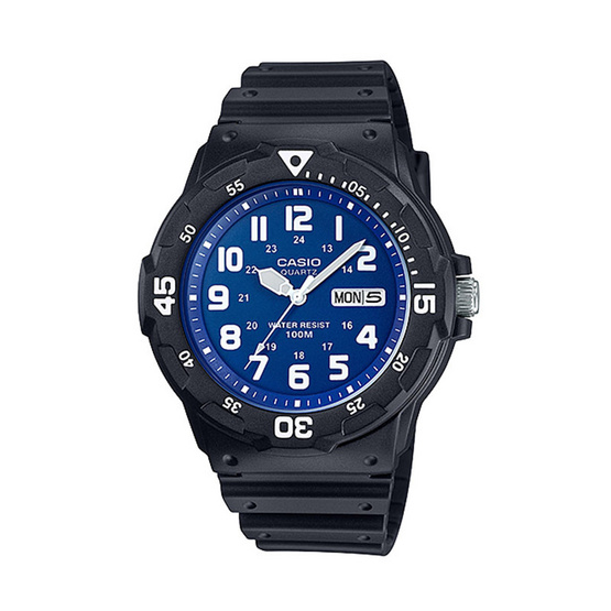 CASIO นาฬิกาข้อมือ รุ่น MRW-200H-2B2VDF