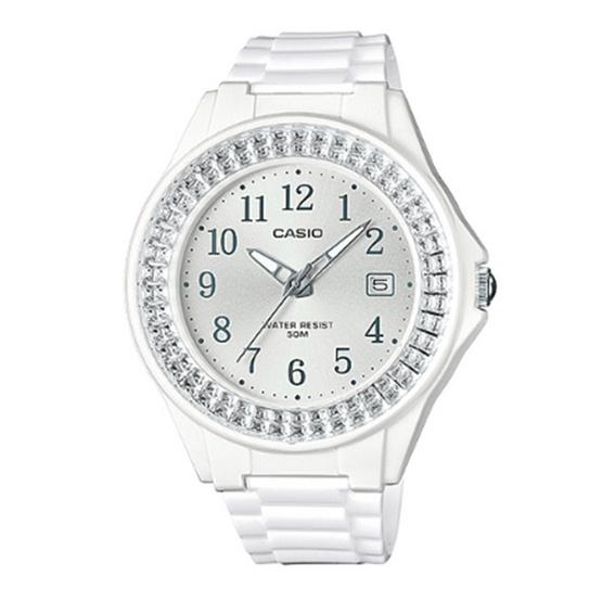CASIO นาฬิกาข้อมือ รุ่น LX500H-7B2VDF