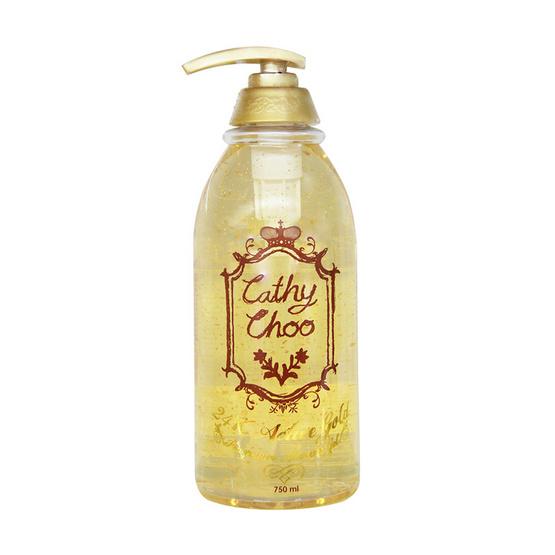 Cathy Choo 24K Active Gold fragrance shower gel 750ml.