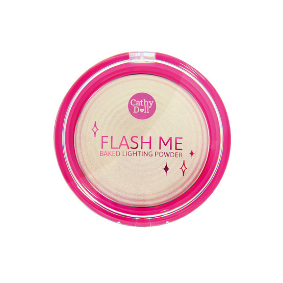 Cathy Doll Flash Me Baked Lighting Powder 8g. #2 Golden Lights