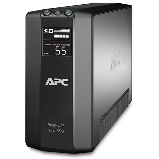 APC Back-UPS Pro 550VA/330W,230V, LCD