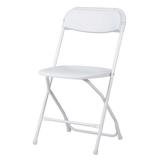 เก้าอี้พับอเนกประสงค์ New Storm รุ่น GC-52N-W ( แพ็ค 4 ตัว )