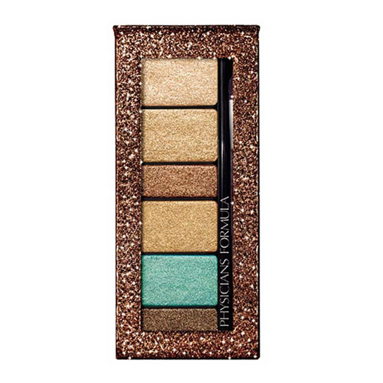 Physician Formula Shimmer Strips Extreme Shimmer Disco Glam Shadow and Liner 3.4g. #Bronze Nude
