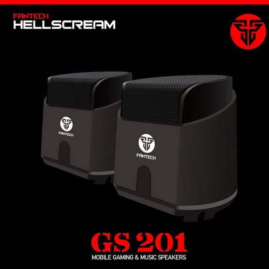 Fantech GS201 Gaming Speaker