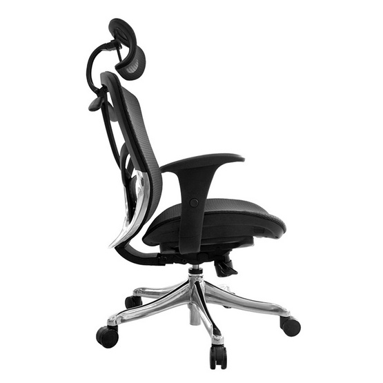 DF Prochair Ergonomic chair เก้าอี้สำนักงานเพื่อสุขภาพ รุ่น BT-H Black สีดำ