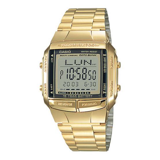 CASIO นาฬิกาข้อมือ รุ่น DB-360G-9ADF