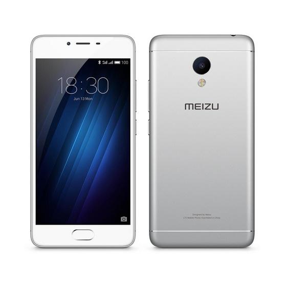Meizu M3s White/Silver