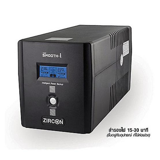 Zircon UPS Smooth-I 1200VA Black