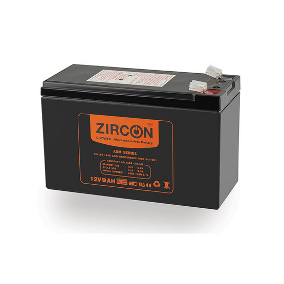 Zircon Battery 12V-9Ah