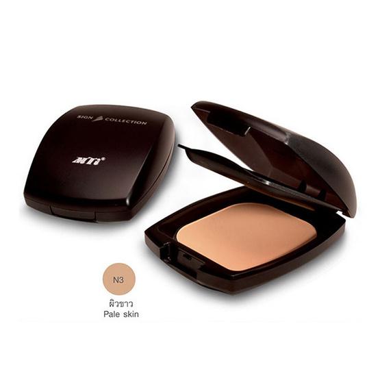 MTI SilkFoundation Powder SignCollection PKSI3-N3