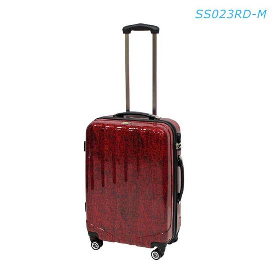 "Fantastico กระเป๋าเดินทาง SS023RD-M 24"" สีแดง"