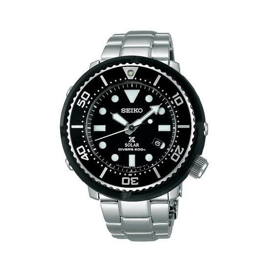 SEIKO นาฬิกาข้อมือ Prospex Solar Diver รุ่น SBDN021