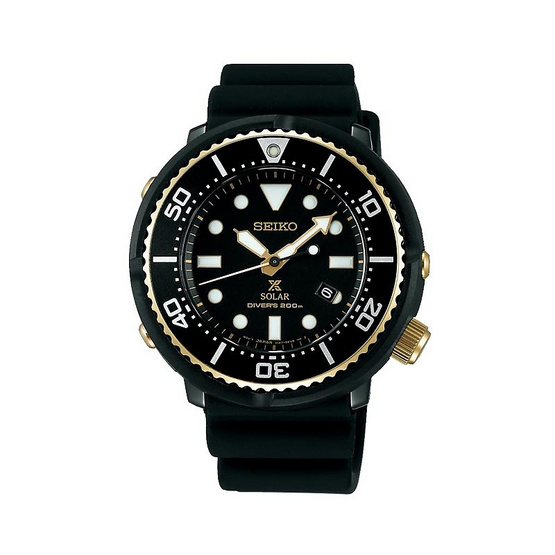 SEIKO นาฬิกาข้อมือ Prospex Solar Diver รุ่น SBDN028