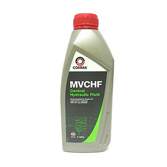 Comma CHF1L : น้ำมันเพาเวอร์ไฮดรอลิคกลางสังเคราะห์ CHF11S, CHF202