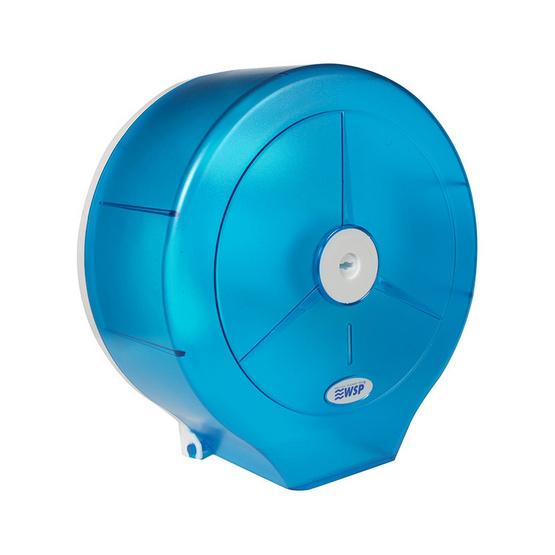 WSP กล่องใส่ทิชชู่ แบบม้วนใหญ่ สีฟ้า