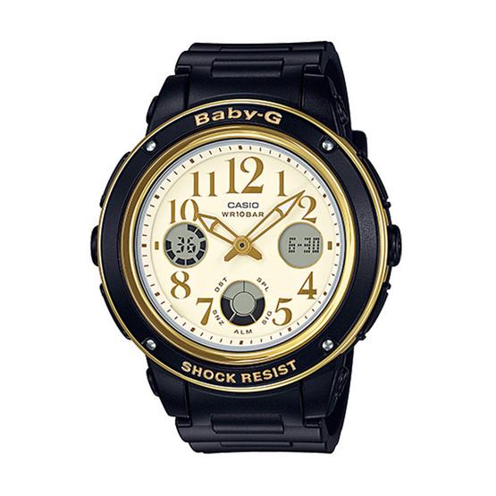 Baby-G นาฬิกาข้อมือ Analog-Digital รุ่น BGA-151EF-1BDR