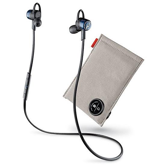 Plantronics หูฟังบลูทูธ รุ่น BackBeat Go3 + เคสหูฟัง