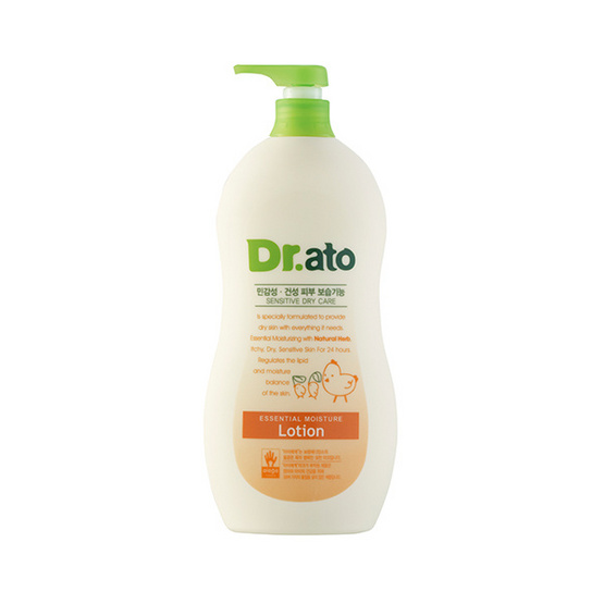 Dr.ato Essential Moisture Lotion 500 ml.