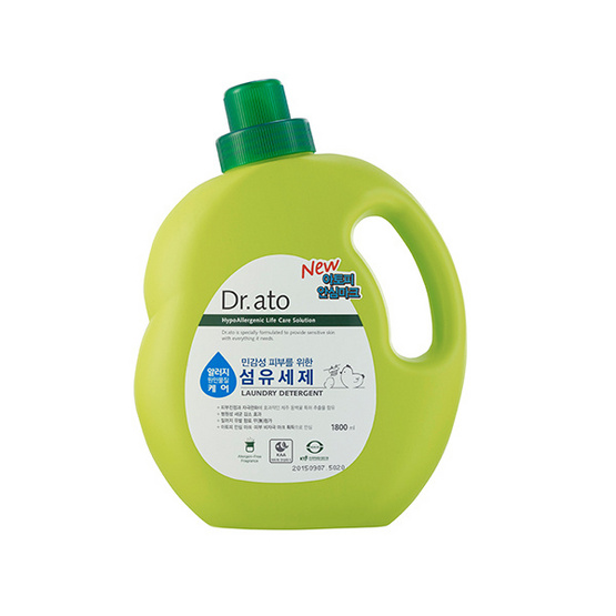 Dr.ato Laundry Detergent 1,800 ml.