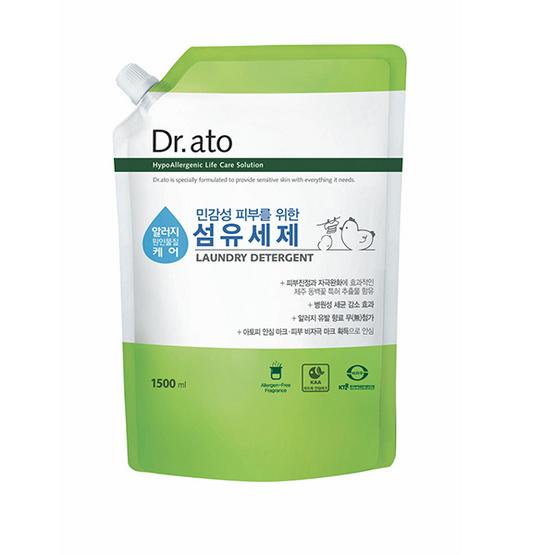 Dr.ato Laundry Detergent 1,500 ml.