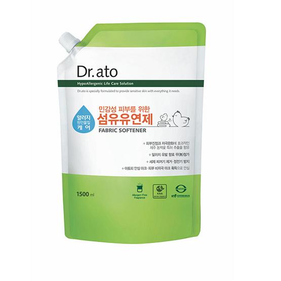 Dr.ato Fabric Softener 1,500 ml.