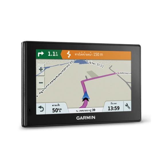 GARMIN อุปกรณ์นำทาง GPS ติดรถยนต์ DriveAssist 50LM