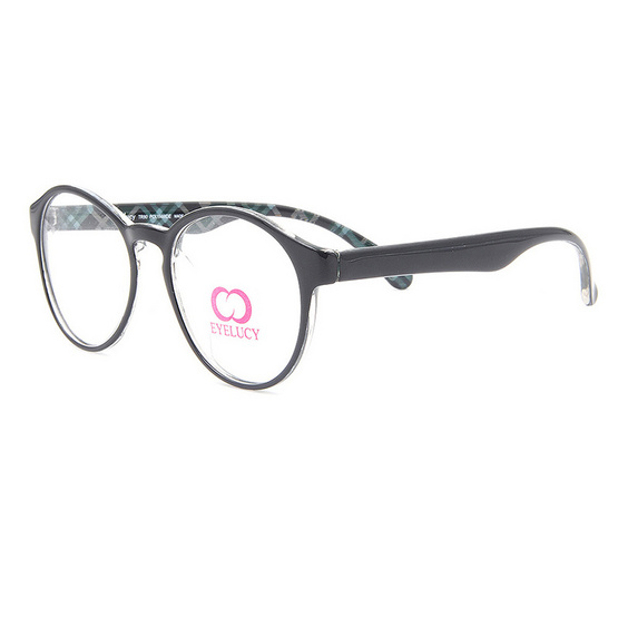 Eyelucy กรอบแว่นตา รุ่น DS557-C1 สีดำ