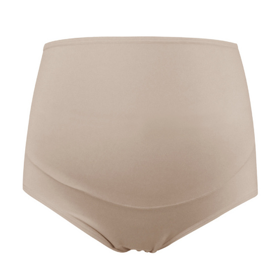 Threeangels Matrenity High Waisted Briefs AT12-110U/1-NUDE-EL