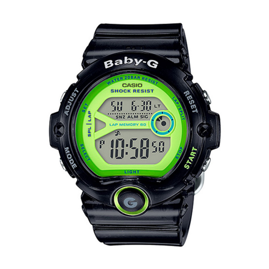 Baby-G นาฬิกาข้อมือ รุ่น BG-6903-1BDR