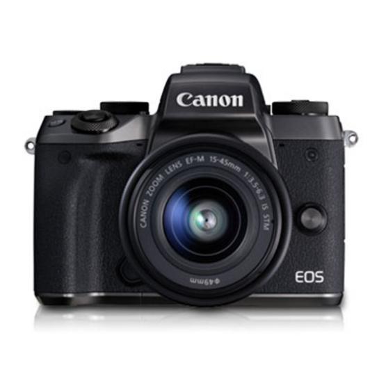 Canon กล้อง Mirrorless รุ่น M5 Kit 15-45 STM (ประกันศูนย์ไทย)