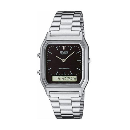 CASIO นาฬิกาข้อมือ รุ่น AQ-230A-1DMQD