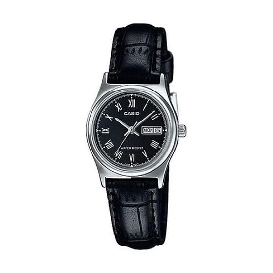 CASIO นาฬิกาข้อมือ รุ่น LTP-V006L-1BUDF