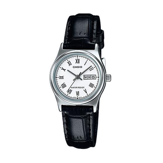 CASIO นาฬิกาข้อมือ รุ่น LTP-V006L-7BUDF