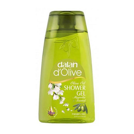 Dalan d'Olive  Shower Gel  Magnolia 250 ml.