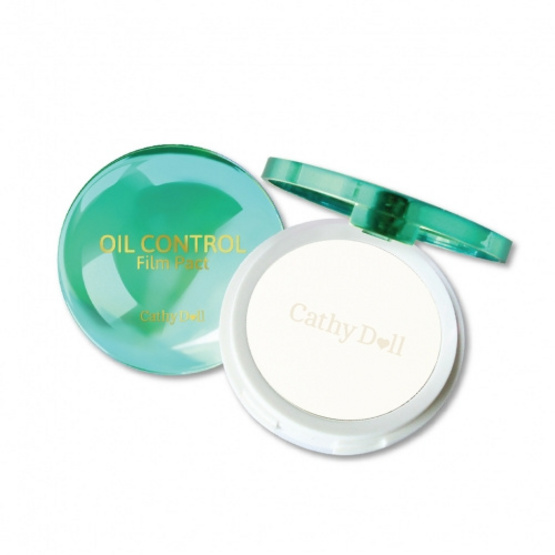 Oil Control Film Pact 12g. Cathy Doll (M) Translucent