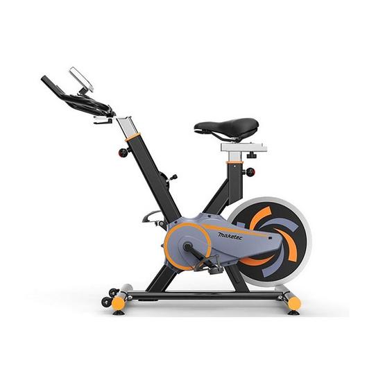 FIT2FIRM จักรยานนั่งปั่นออกกำลังกาย Spin Bike รุ่น JTS611-1 สีดำ 13KG.
