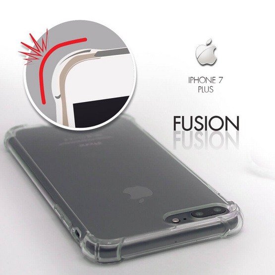 Gizmo Case iPhone 7 Plus Fusion Clear