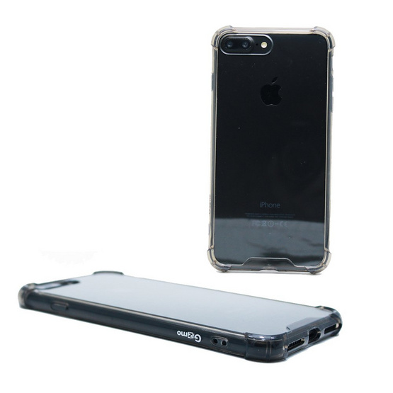 Gizmo Case iPhone 7 Plus Fusion Clear Black