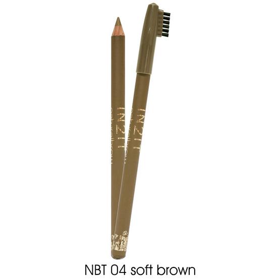 IN2IT Eyebrow Liner #NBT04 Soft Brown