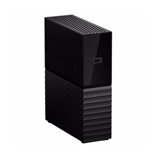 "WD External Harddisk MY BOOK 2017 3.5"" USB 3.0 4 TB Black"