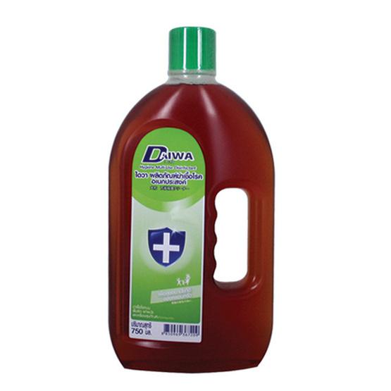 Daiwa ผลิตภัณฑ์ฆ่าเชื้อโรคอเนกประสงค์ 750 มล.