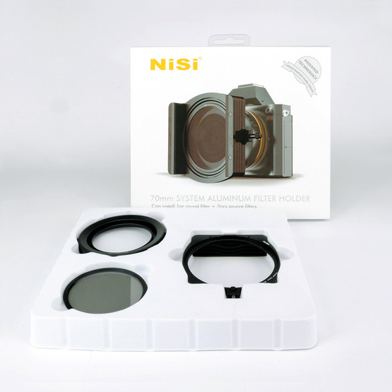 NISI HOLDER อุปกรณ์เสริมสำหรับถ่ายภาพ M1 (70MM SYSTEM)