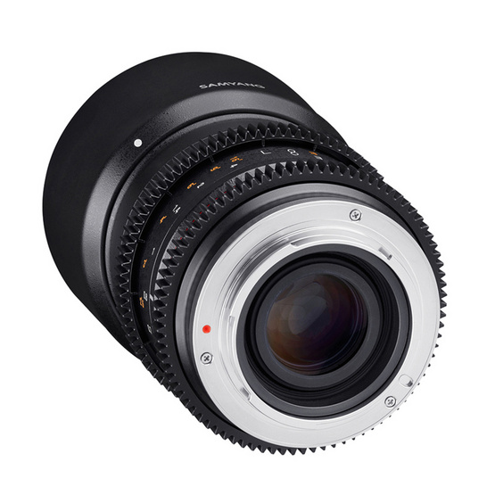 SAMYANG LENS 50MM T1.3 (APS-C) - SONY E