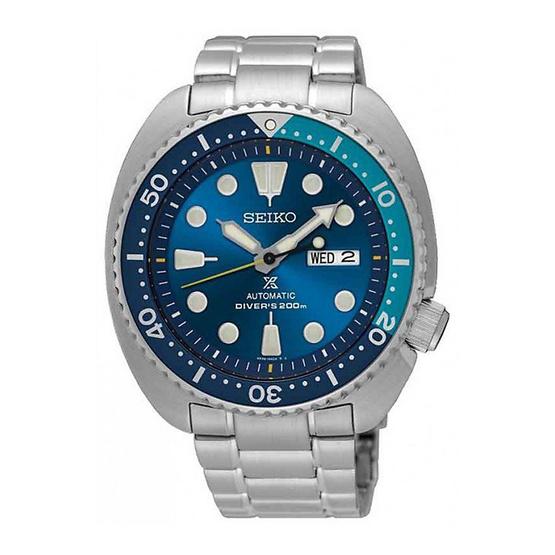 SEIKO นาฬิกาข้อมือ รุ่น PROSPEX X DIVER'S SRPB11K BLUE LAGOON TURTLE