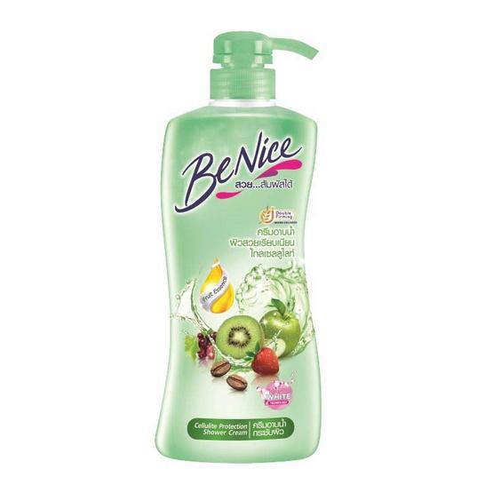 บีไนซ์ ครีมอาบน้ำเขียว (ปั๊ม) 450 มล.